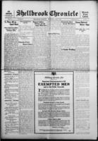 Shellbrook Chronicle April 5, 1918