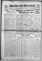 Shellbrook Chronicle August 9, 1918
