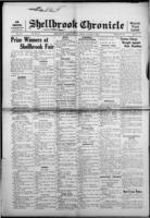Shellbrook Chronicle August 16, 1918