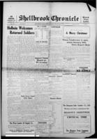 Shellbrook Chronicle December 20, 1918