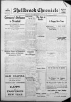 Shellbrook Chronicle December 27, 1918