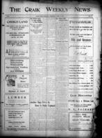 The Craik Weekly News April 4, 1918