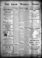 The Craik Weekly News April 25, 1918