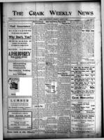 The Craik Weekly News August 8, 1918