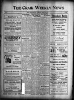 The Craik Weekly News August 22, 1918