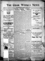 The Craik Weekly News December 26, 1918