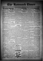 The Kamsack Times August 1, 1918