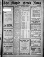The Maple Creek News January 24, 1918