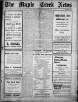 The Maple Creek News February 7, 1918