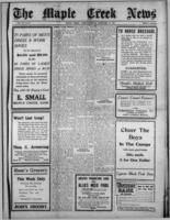 The Maple Creek News February 21, 1918