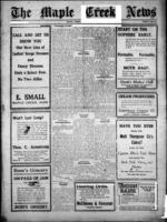 The Maple Creek News April 4, 1918