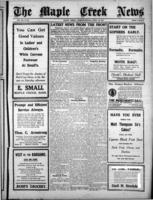 The Maple Creek News April 18, 1918