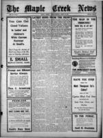 The Maple Creek News April 25, 1918