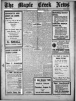 The Maple Creek News August 1, 1918