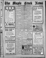 The Maple Creek News August 29, 1918