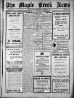 The Maple Creek News December 12, 1918
