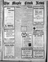The Maple Creek News December 19, 1918