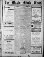 The Maple Creek News December 26, 1918