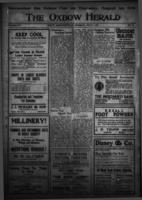 The Oxbow Herald July 11, 1918
