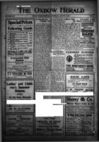 The Oxbow Herald August 1, 1918