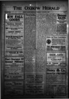 The Oxbow Herald August 8, 1918