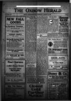 The Oxbow Herald August 22, 1918