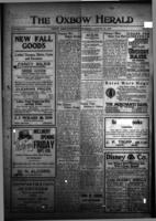 The Oxbow Herald August 29, 1918