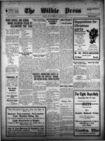 The Wilkie Press December 5, 1918