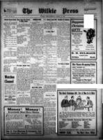The Wilkie Press December 12, 1918