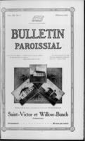 Bulletin Paroissial February, 1918