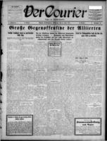 Der Courier July 24, 1918