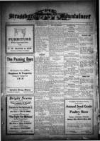 Strassburg Mountaineer January 2, 1918