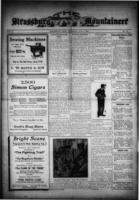 Strassburg Mountaineer August 1, 1918