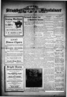 Strassburg Mountaineer August 8, 1918