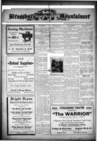 Strassburg Mountaineer August 29, 1918