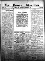 The Canora Advertiser December 24, 1914