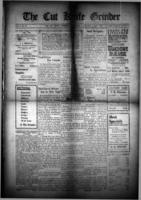 The Cut Knife Grinder January 2, 1918