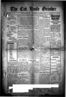 The Cut Knife Grinder January 9, 1918