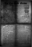 The Cut Knife Grinder April [23], 1918