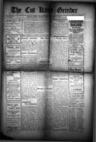 The Cut Knife Grinder April 30, 1918