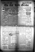 The Cut Knife Grinder August 1, 1918