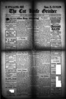 The Cut Knife Grinder August 15, 1918