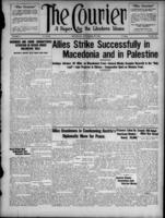 The Courier September 25, 1918