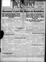 The Courier November 6, 1918