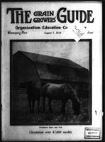The Grain Growers' Guide August 7, 1918