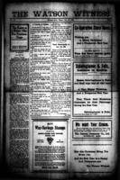 The Watson Witness December 27, 1918