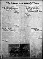 The Moose Jaw Weekly Times June 4, 1914