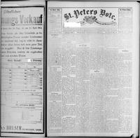 St. Peter's Bote April 9, 1914