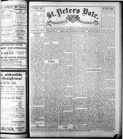 St. Peter's Bote July 9, 1914