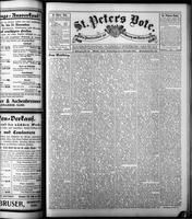 St. Peter's Bote November 5, 1914